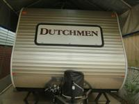 2012 Dutchmen Mini M-814RB. This Travel Trailer has