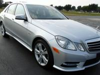 2012 E350 Mercedes-Benz Luxury Vehicle. + SPOTLESS