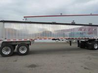 Truck Trailers End Dump Trailers 5888 PSN . 2012 East