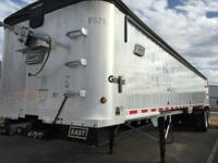 Truck Trailers End Dump Trailers 5888 PSN. 2012 East