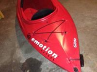 Up for sale is a 2012 Emotion Glide 9.8 foot