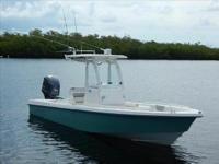 2012 Everglades Boats 243CC The low-profile,