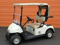 2012 EZGO RXV Upgraded speed to 20 mph. 48 Volt