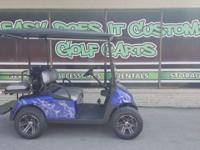 Another cart ready to go! This is a 2012 EZGO RXV with