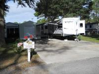 2012 Forest River V_Cross Platnium 32 Ft Travel Trailer