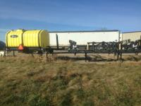 2012 Fast Sprayer, 90ft booms, 1200 gallon tank fits on