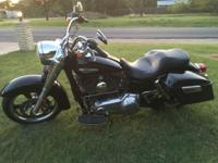 2012 Dyna Switchback FDL Mileage 10,168 Upgrades: Heat