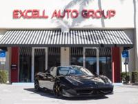 Introducing the 2012 Ferrari 458 Spider equipped with
