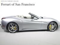 This is a Ferrari, California for sale by Ferrari of