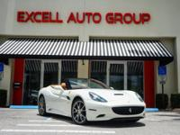 Introducing the 2012 Ferrari California Hardtop