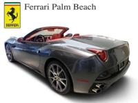 2012 Ferrari California Convertible Our Location is: