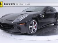 2012 Ferrari FF FERRARI APPROVED CERTIFIED PRE-OWNED