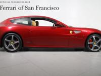 This is a Ferrari, FF for sale by Ferrari of San