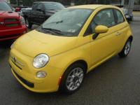 2012 FIAT 500 2dr Car Pop Our Location is: Laurel