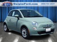 2012 Fiat 500 2dr Car Pop Our Location is: Galpin Ford