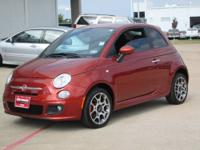2012 FIAT 500 2dr Car Sport Our Location is: Allen