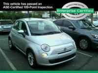2012 Fiat 500 2dr HB Pop Our Location is: Enterprise