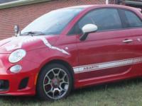 2012 Fiat 500 Abarth. 45k miles. 1.4 L turbo. Twin