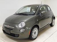 Climb inside the 2012 FIAT 500! ATTRIBUTES FEATURE