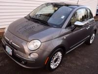 Fiat has outdone itself with this fantastic 2012 Fiat