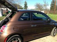 2012 Fiat 500 Sport model, asking 10,300 or best