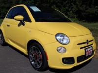 CARFAX One-Owner. Clean CARFAX. Giallo (Yellow) 2012