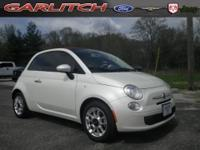 Stop looking! This 2012 FIAT 500 is just what you're