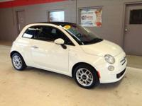 FIAT Certified, CARFAX 1-Owner, Excellent Condition.