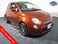2012 Fiat 500c Pop Convertible with a 1.4L Engine.