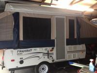 2012 flagstaff M.A.C. 207 popup camper A/C, heat,