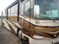 This is a stunning coach with only 3300 miles! 2012