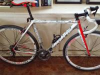 2012 Focus Mares CX cyclocross bike in excellent