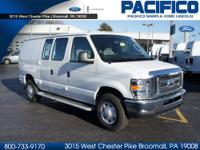 SUPER LOW MILE E-250 CARGO VAN!!! ONLY 8,622 MILES!!!