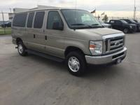 Recent Arrival! Ford E-350SD Beige RWD Clean CARFAX.