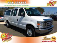 NEW ARRIVAL! PRICED BELOW MARKET! THIS ECONOLINE WAGON
