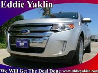 2012 Ford Edge 4dr Car SEL Our Location is: Eddie