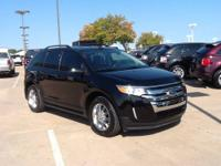 This 2012 Ford Edge 4dr SEL FWD is offered exclusively