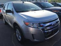 2012 Ford Edge SE 3.5L V6 Ti-VCT 6-Speed Automatic with