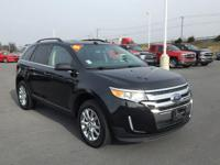 2012 Ford Edge Limited AWD 6-Speed Automatic with