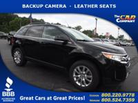 Used 2012 Ford Edge, DESIRABLE FEATURES: LEATHER SEATS,