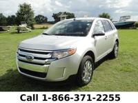 2012 Ford Edge Limited Features: Leather Seats - Touch