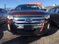 Drive away with this beautiful 2012 Ford Edge. Down