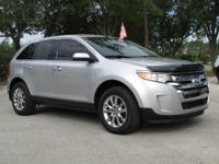 This 2012 Ford Edge 4dr Limited FWD is offered to you