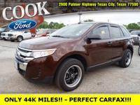 * WOW!! * - ONLY 44K MILES!!!  - PAMPERED!!! - PERFECT