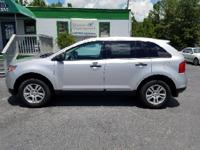 Options:  2012 Ford Edge Se 4Dr