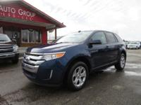 Options:  2012 Ford Edge Heated Seats! Backup Camera!