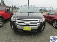 Options:  2012 Ford Edge Sel Awd Sel|This Suv Has A