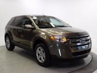 2012 Ford Edge SEL Clean CARFAX. Vehicle Detailed.
