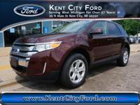 Options:  2012 Ford Edge Sel|Awd Sel 4Dr Suv|This Edge