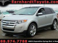We are happy to offer you this 2012 Ford Edge SEL which